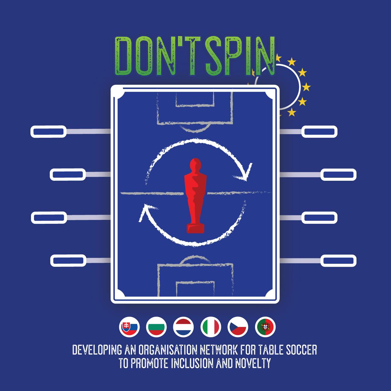 Logo - Don't Spin